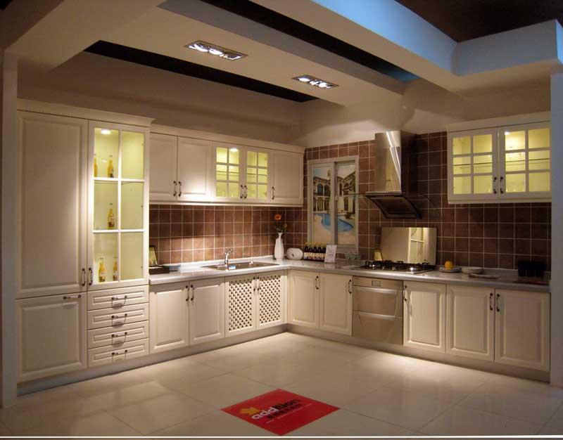 爱得整体厨房-罗马新贵橱柜效果图