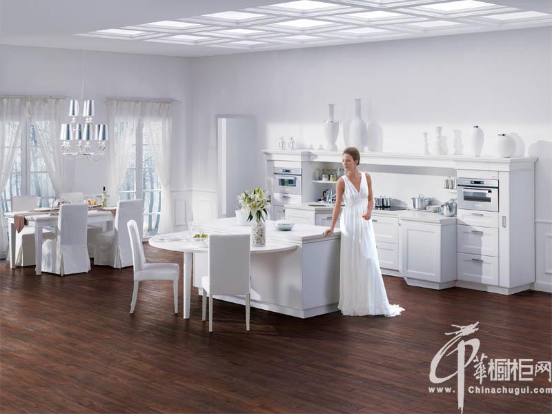 志邦厨柜维纳斯橱柜设计图片 整体橱柜效果图