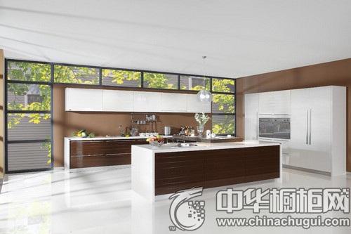 这些开放式厨房设计 你肯定会喜欢!