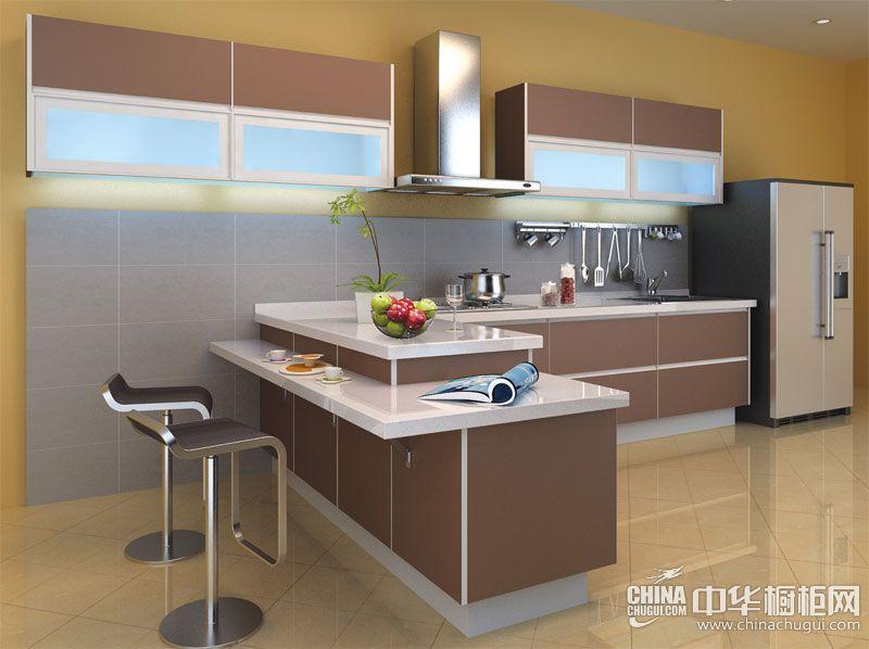 简约风格整体橱柜效果图 家博士厨柜图片