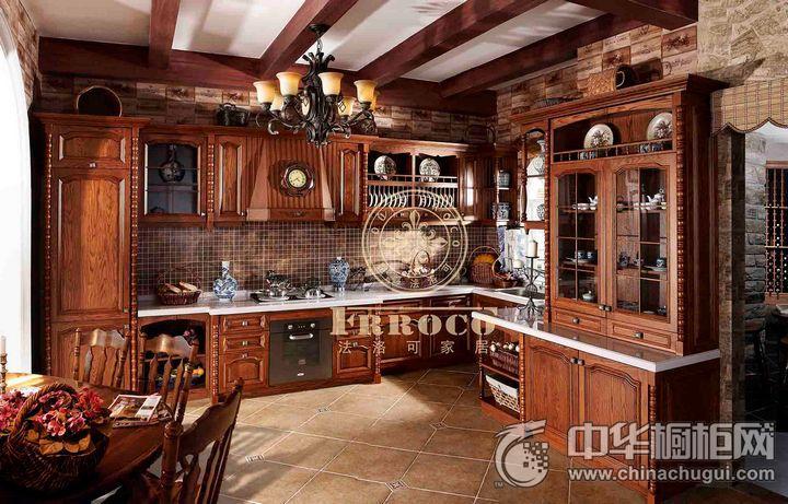 路易法洛可橱柜巴洛克i代系列橱柜 古典风格橱柜图片