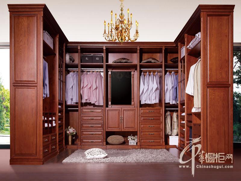 皮阿诺整体衣柜效果图-亚瑟王