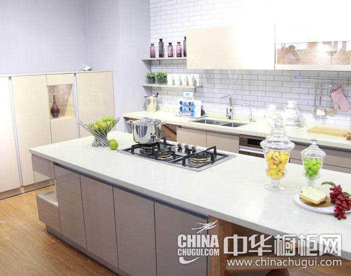 箭牌橱柜-原色梦想整体橱柜效果图 2015年广州建博会参展产品
