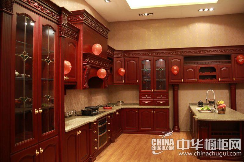 雅科波罗整体家居-第二届广州整体家居展古典风格产品展示