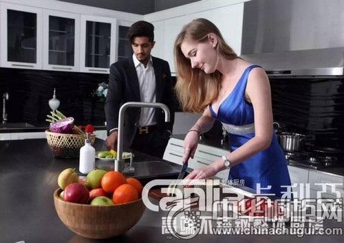 与高端设计师相约 卡利亚不锈钢厨柜倾情助阵中国(宁波)设计文化周