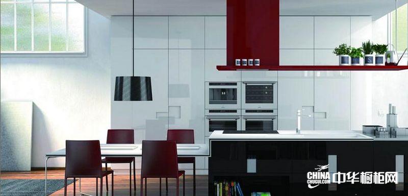 烤漆整体橱柜效果图 我爱我家整体橱柜产品 简约风格橱柜图片