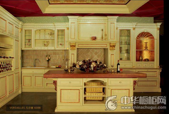 奥古曼橱柜凡尔赛 古典风格橱柜图片