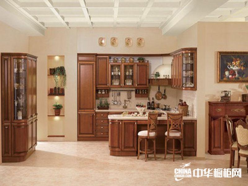 2012年整体橱柜图片 米勒橱柜图片——实木橱柜图片 索尼亚