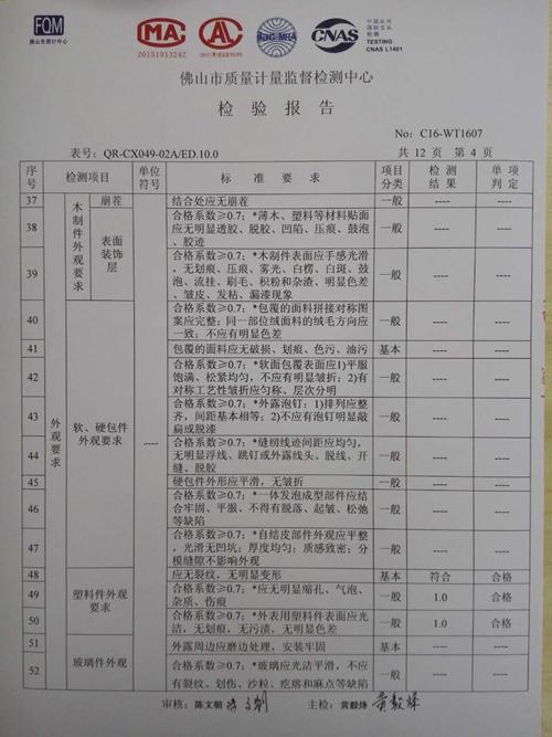 检验报告4