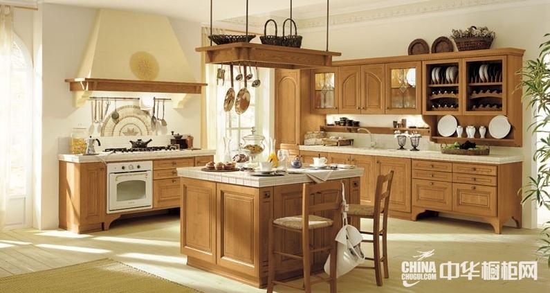 整体橱柜效果图 格兰整体橱柜产品普罗旺斯 欧式风格橱柜设计