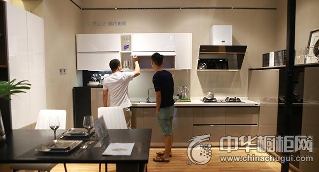 诗尼曼橱柜效果图 广州建博会参展新品