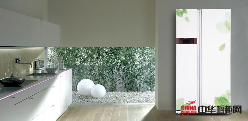 自然风橱柜效果图 简雅整体橱柜产品 简约风格橱柜设计