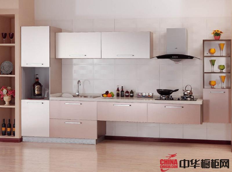 欧蒂克整体橱柜效果图阳光之恋 简约风格厨房装修效果图