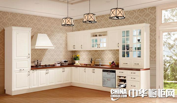 万家乐整体橱柜图片 欧式风格厨房装修效果图