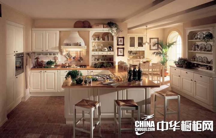 香港佰怡家橱柜米科诺斯 田园风格橱柜图片