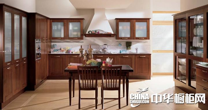 香港佰怡家橱柜卡达凯斯 古典风格橱柜图片
