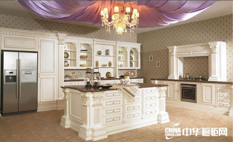 倍特厨柜图片 欧式整体橱柜效果图