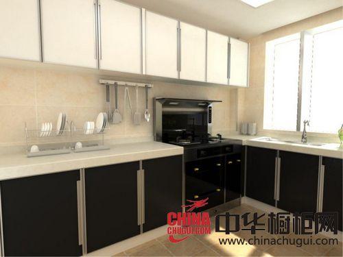 板川集成灶:风格迥异的厨房设计-中华橱柜网