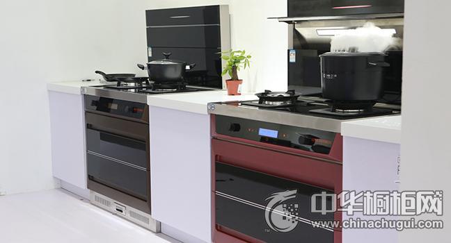 板川集成灶效果图 广州建博会参展新品