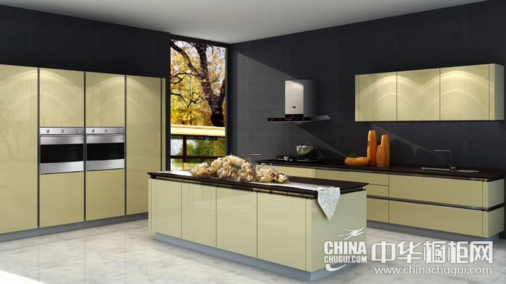 樱花整体厨房天籁 厨房装修效果图