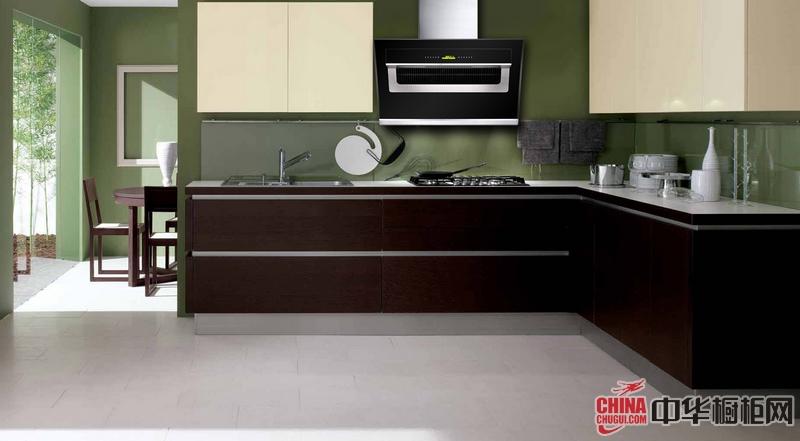 德西曼电器厨房装修效果图 简约风格橱柜图片