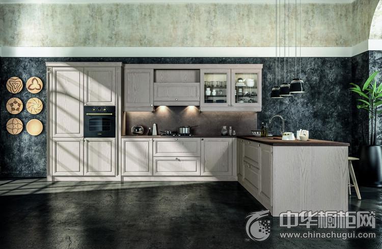 Merillat美睿厨房爱慕 古典风格橱柜图片
