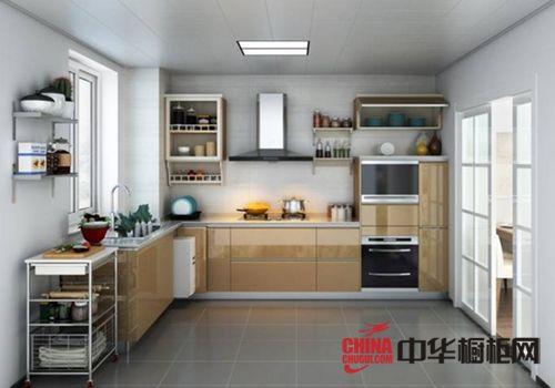 【中华橱柜网】厨房是家中重中之重,如何把现代厨房打造得舒适,更得心应手,下面圣象整体厨房对后现代厨房收纳的完美体现给你支招。  收纳物品:面包、咖啡、茶,可可麦片和混合麦片、罐装食品、面条、米和配菜、熟食、糖、面粉和麦糁,冷冻食品(放置在冰箱和冷柜里),小零食等一些未开封的食物。