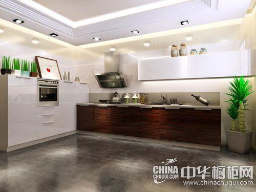 爱嘉尼橱柜 带给你不同的厨房色彩感受
