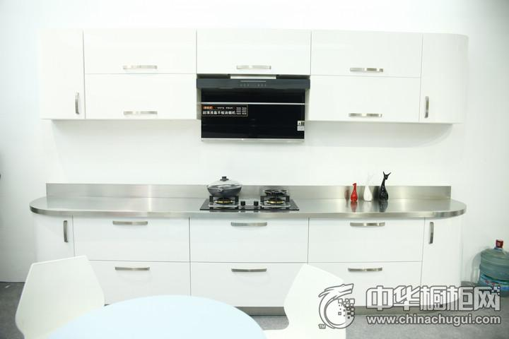 爱嘉尼整体橱柜效果图 2016年上海厨卫展参展产品