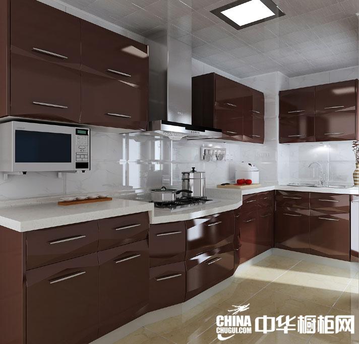 锦致橱柜24.5°系列橱柜 简约风格橱柜图片