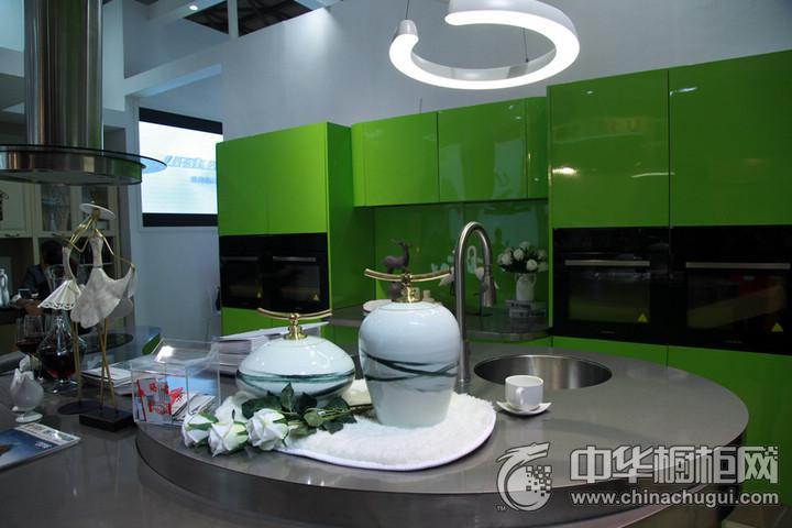 亮田不锈钢橱柜效果图 2016年上海厨卫展参展产品
