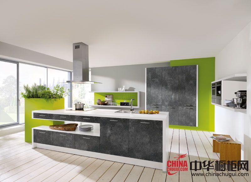 厨房装修效果图 威尔曼橱柜简约风格橱柜图片