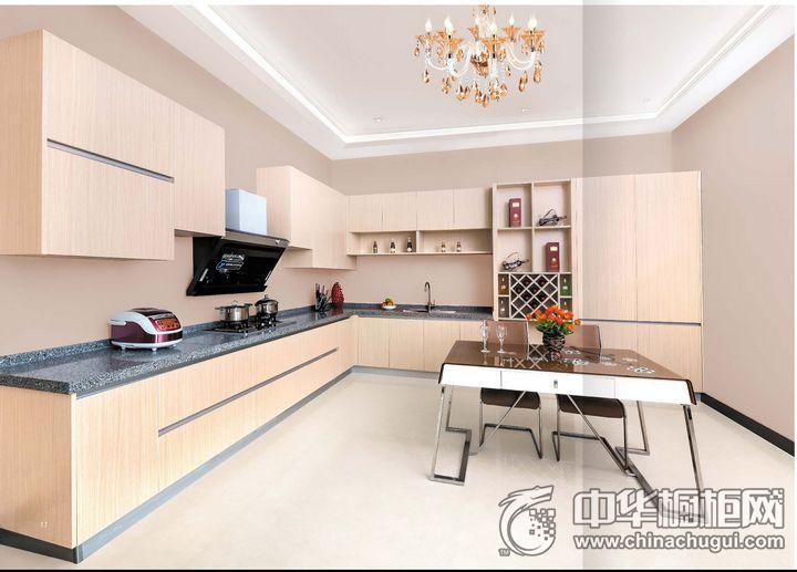 光芒厨房电器古典风格 田园风格橱柜图片