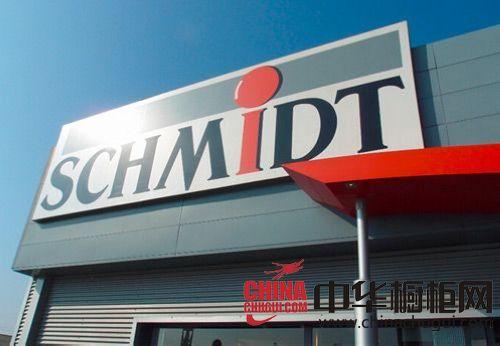 司米橱柜糅合法国艺术与德国严谨的行业巨头