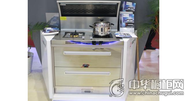 火星一号集成灶效果图 广州建博会参展新品