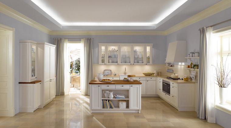 百丽厨柜现代简约风格厨房橱柜简约风格橱柜图片