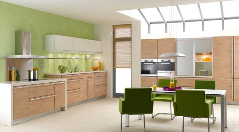 百丽厨柜简约风格整体厨房简约风格橱柜图片