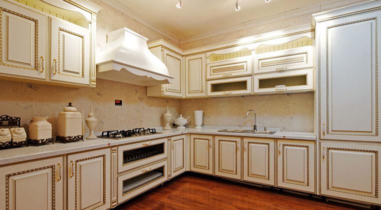 百丽厨柜欧式古典橱柜欧式风格橱柜图片