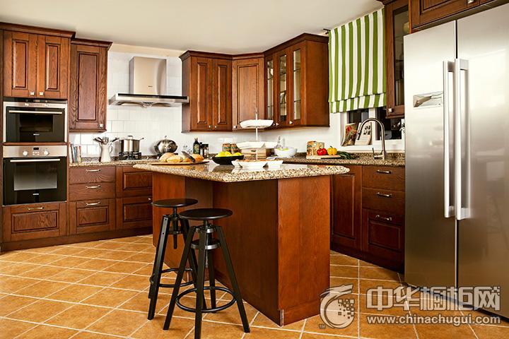 沃根8090全屋定制  整体橱柜系列—暮光之城— 古典风格橱柜图片