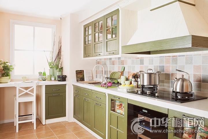 沃根8090全屋定制 整体橱柜系列— 西西里— 简约风格橱柜图片
