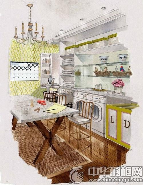【厉害了我的厨房】14款韩丽厨房装修案例,看好了才装修