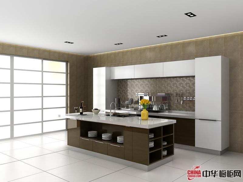 诺尔丽厨柜、衣柜-金色探戈 简约风格橱柜图片