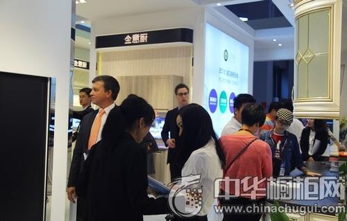 上海cikb(2016) 金意厨引领进口厨房新风尚