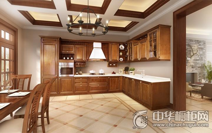 九牧厨柜圣地亚哥效果图 简约风格橱柜图片