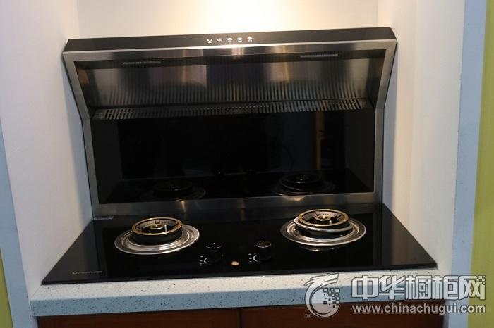 培恩整体厨房效果图 厨房电器图片