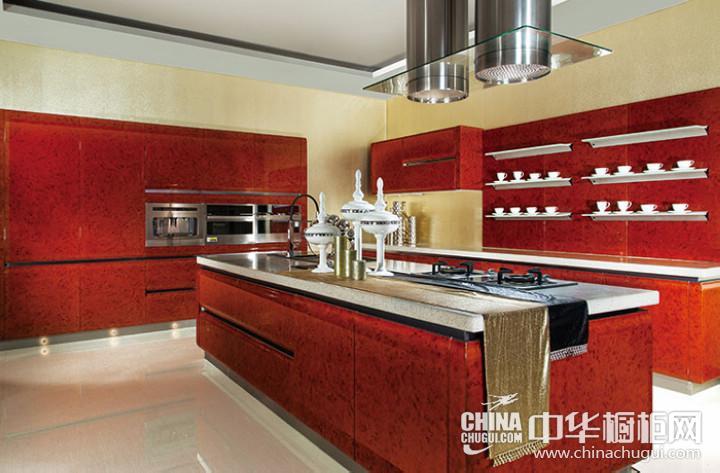 西姆主题厨房世纪嘉华 简约风格橱柜图片