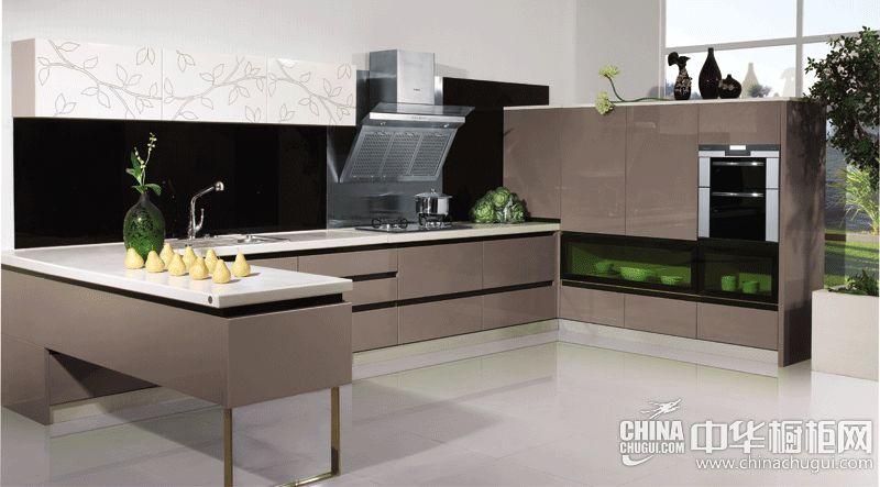 皮阿诺橱柜水晶森林 现代风格橱柜效果图