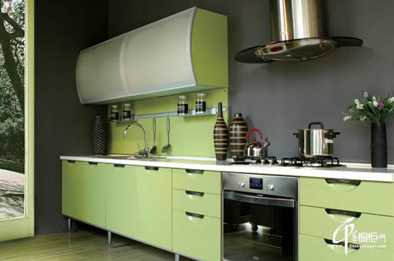 正华厨柜简约风格厨房装修图