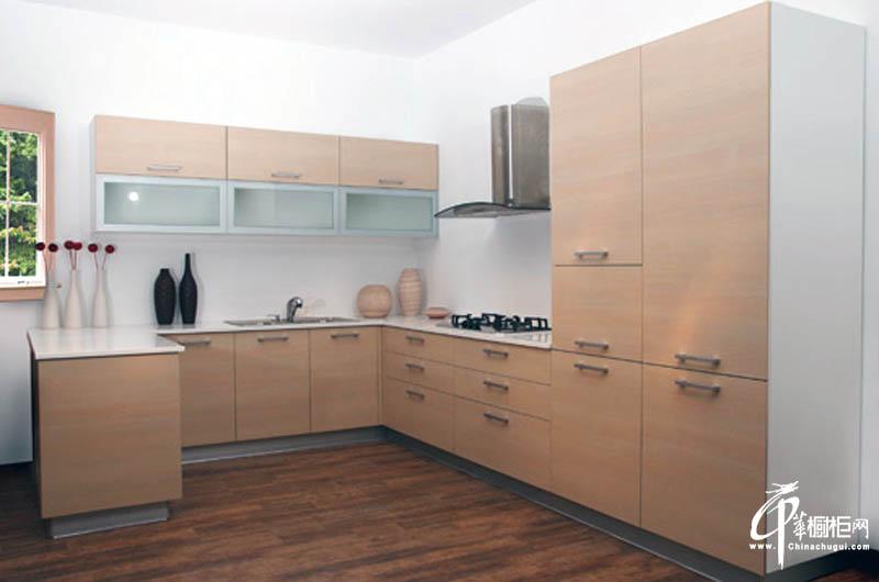 正华厨柜简约风厨房装修效果