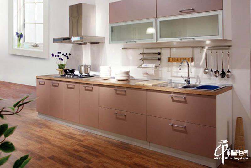 正华厨柜简约厨房家装效果图